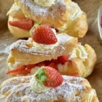 Калорийность сдобных сладостей, пирожные