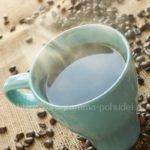 Как правильно пить зеленый кофе, чашка кофе
