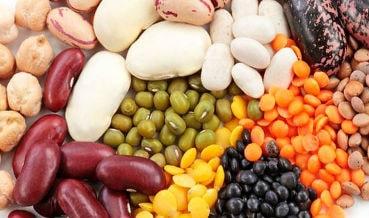Орехи, семечки и бобовые культуры, картинка