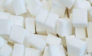 картинка. Как сахар влияет на вес