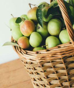 Какие сладости можно есть при правильном питании, яблоки