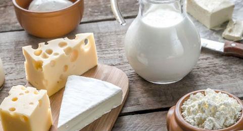 Молочные продукты, молоко, сыр