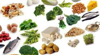 Продукты наиболее богатые кальцием, рыба, зелень
