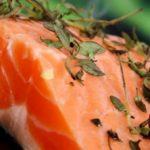 Продукты содержащие полезные жиры, рыба