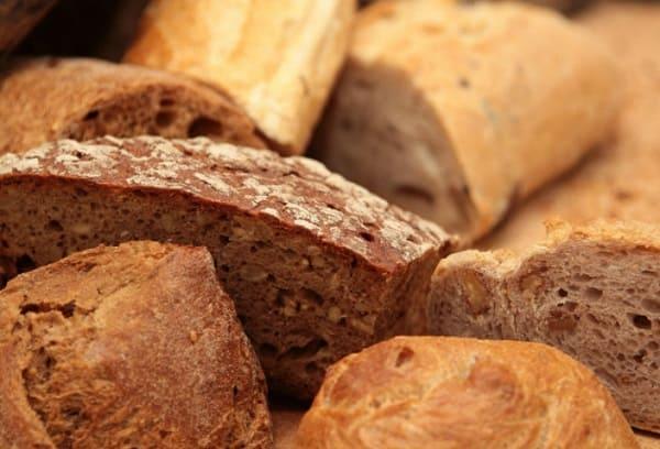 Мучное и хлеб при похудении, продукт