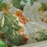 без спорта можно похудеть, овощи