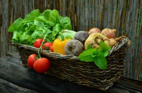 какие продукты можно при похудении, овощи
