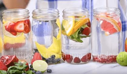 Детокс напитки для похудения в домашних условиях, смузи