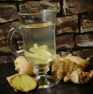 Имбирь полезные свойства для похудения, чай