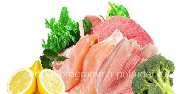 Какие продукты можно кушать при похудении, диета