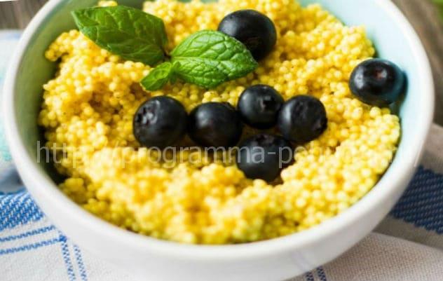 Полезна ли кукурузная каша при похудении, картинка