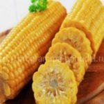 чем полезна кукуруза для организма, картинка