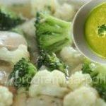 рецепт вкусного супа из сельдерея для похудения, картинка