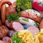 Какие самые вредные продукты, колбасы
