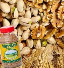 Продукты богатые пищевой клетчаткой, орехи