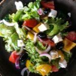 диета для похудения самые популярные, салат
