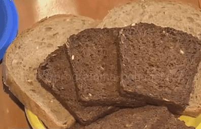 зерновые и злаковые продукты, хлеб