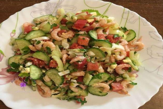 Какие продукты нужно есть чтобы похудеть, салат для диеты