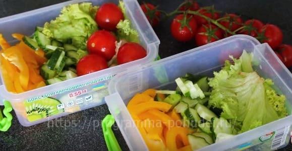 картинка Самые низкокалорийные продукты для похудения
