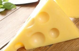 Маасдам - рецепт швейцарского сыра с глазками для домашнего приготовления - CHEASY