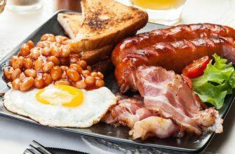 Рецепты блюд английской кухни в домашних условиях
