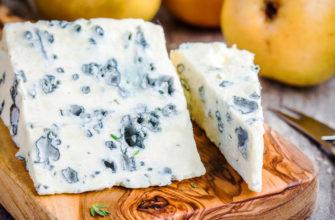 Сыр с голубой плесенью: особенности, тонкости производства