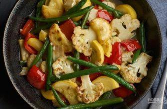 Тушеные овощи – рецепты диетических овощных блюд для похудения: как приготовить вкусный низкокалорийный гарнир при диете