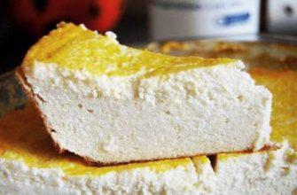 Творожная запеканка для диабетиков 2 типа: 4 вкусных рецепта