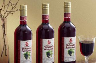 Полезно ли вино из черной смородины